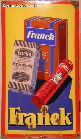Franck kávék