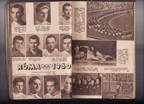 Római olimpiai bajnokaink