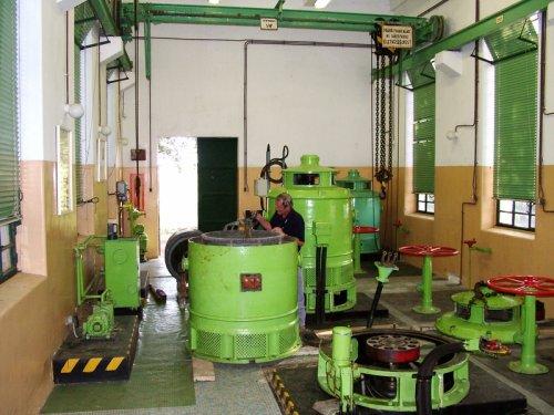 Egy valódi működő ipari műemlék