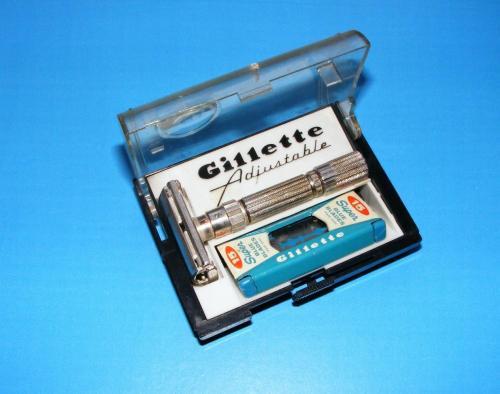 Gillette borotva