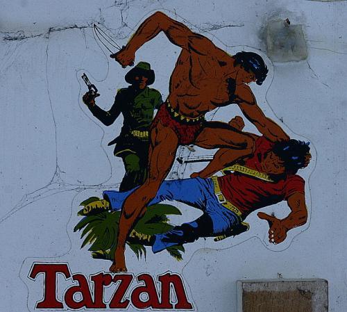 Tarzanos matrica