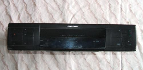 Grundig Video 2 fejes