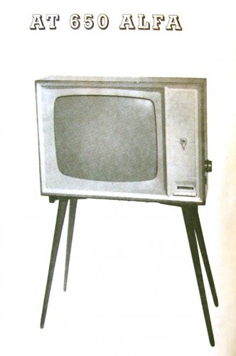 Orion Alfa televizió - AT650
