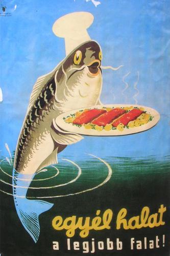 Egyél halat