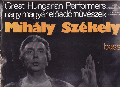 Nagy magyar operaénekesek-Székely Mihály