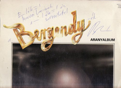 Bergendy aranyalbum
