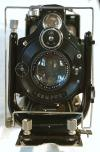 Compur fényképezőgép kihúzhatós