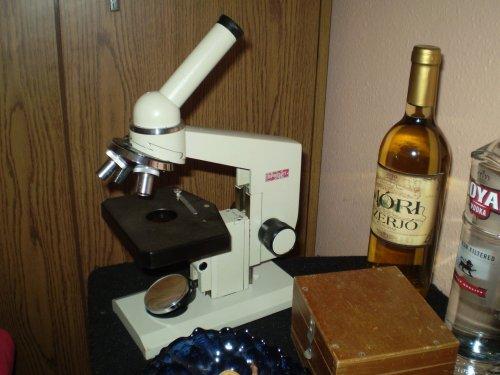 Erudit mikroszkóp