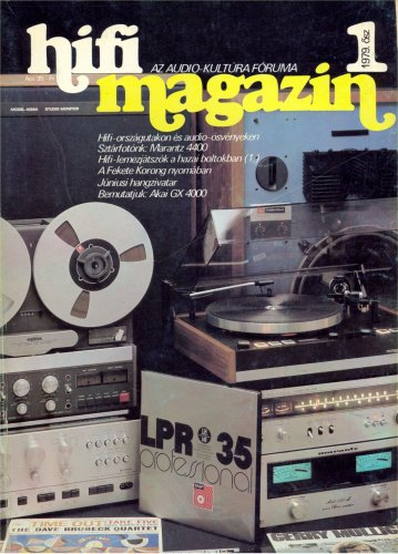 Hi-Fi Magazin