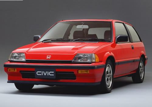 Honda Civic III 1985