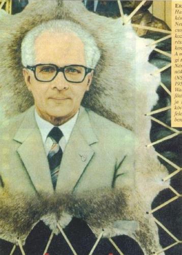 Erich Honecker / NDK