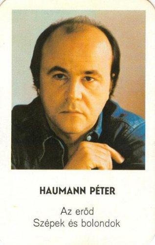 Haumann Péter kártyanaptár