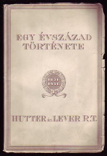 Hutter és Lever Rt.
