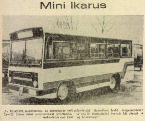 Ikarus 535