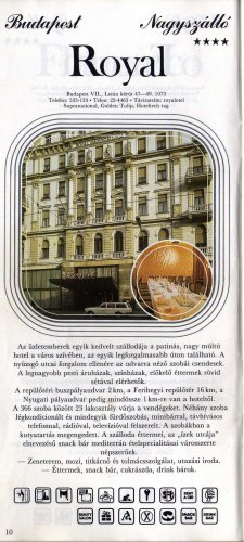 HungarHotels Royal Grand Hotel