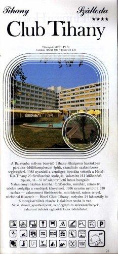 HungarHotels Club Tihany Üdülőközpont