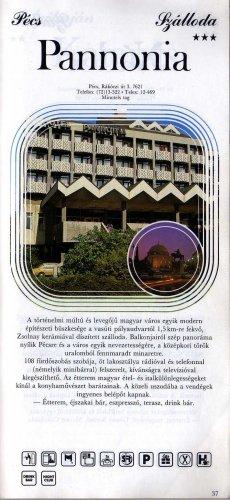 HungarHotels Pannonia Pécs Hotel