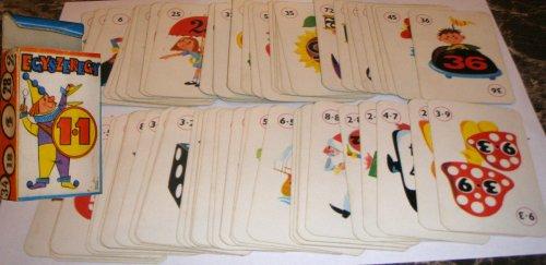 1x1 kártya