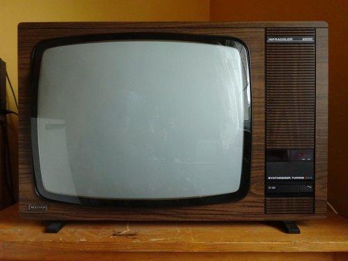 Videoton Infracolor 2000 TS 4327 SP Televízió