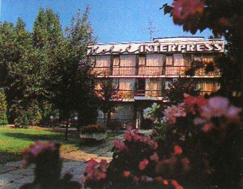 Siófok Balatonszéplak Hotel Interpress
