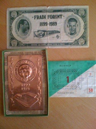 FTC emléklap 1974