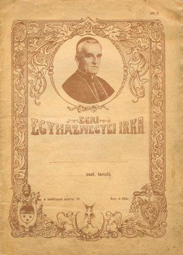 Egri egyházmegyei irka