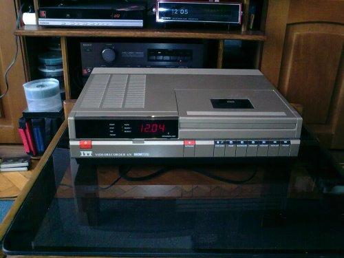 ITT VR 674 Videomagnó - Video 2000