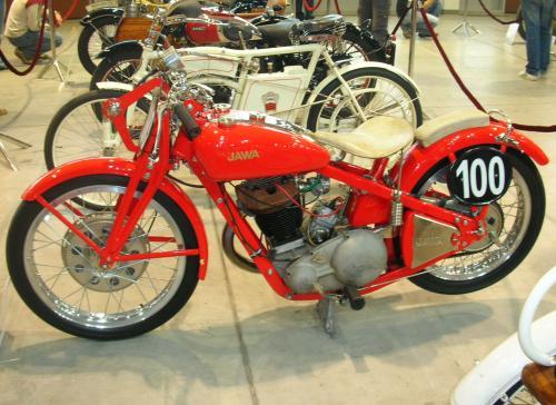 Jawa 350 motorkerékpár