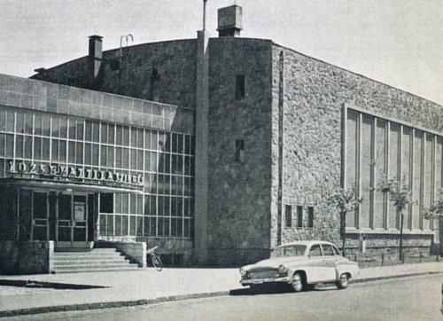 József Attila Színház - Budapest