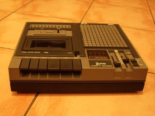 BRG MK-29 kazettás magnetofon