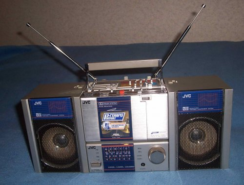 JVC PC-RM100LE walkman és rádiómagnó