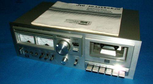 JVC KD-A3 magnó deck
