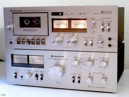 KENWOOD KA-6100 l KX-1030