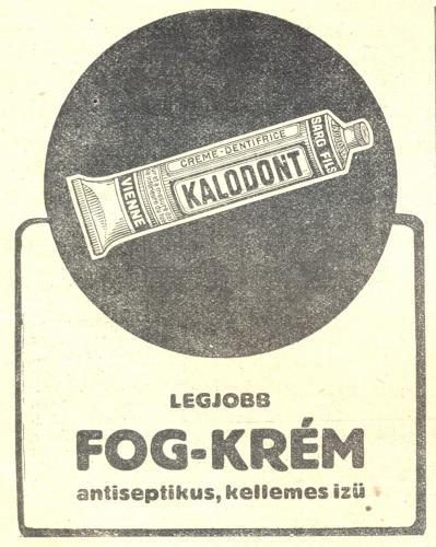 Kalodont fogkrém