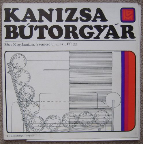 Kanizsa Bútorgyár Katalógus