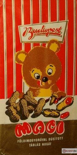 Maci csokoládé