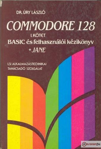 Commodore 128 számítógép kezelési utasítás