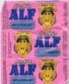 ALF rágógumi papír