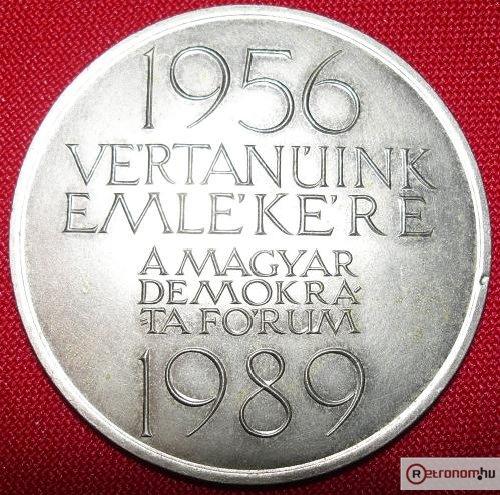 1956-os Vértanúink emlékére
