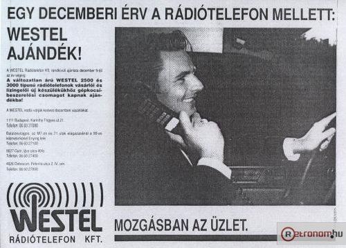 Westel rádiótelefon