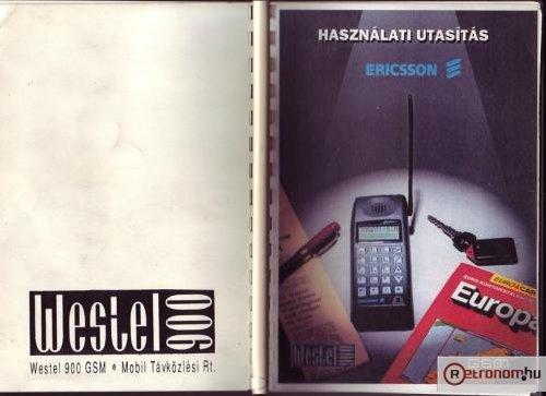 Ericsson GH-197 használati utasítás
