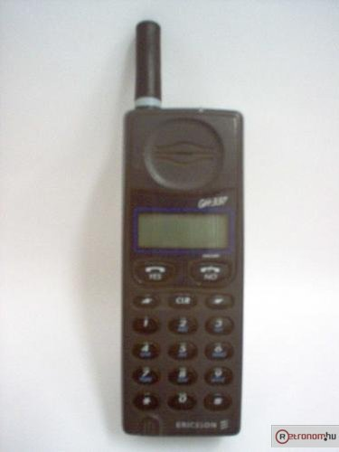 ERICSSON GH-337 mobiltelefon