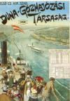 Duna-Gõzhajózási Társaság plakátja képeslap