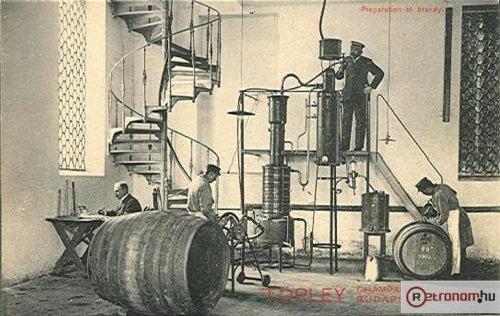 Törley képeslap