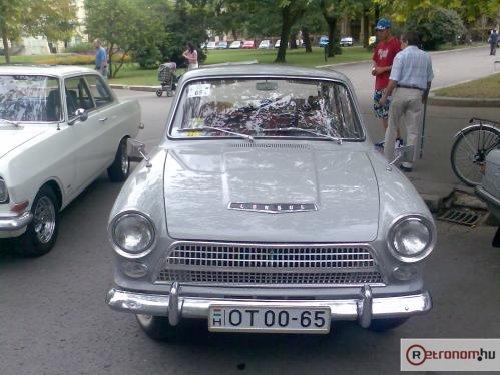 Ford Consul Cortina Deluxe