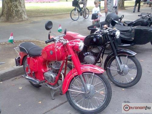 Danuvia motorkerékpár