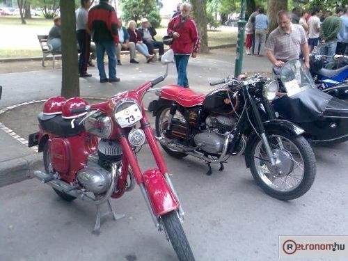 Pannonia motorkerékpár