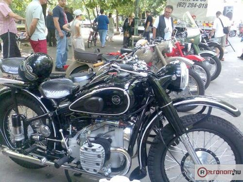 IMZ motor