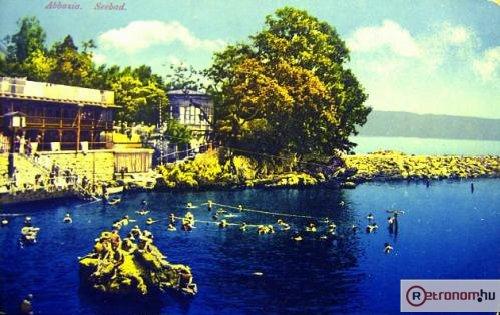 Abbazia strand