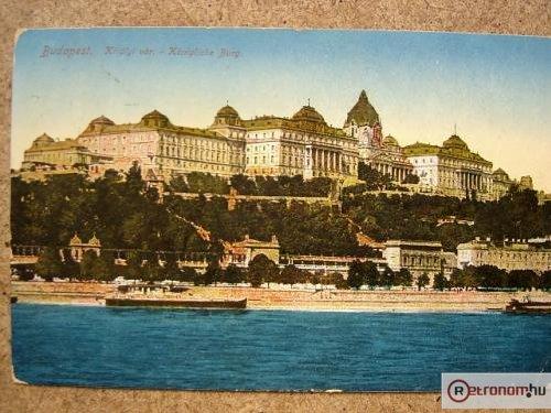 Budapest - Királyi vár